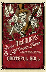 The Grateful Ball with The Travelin' McCourys and The Jeff Austin Band