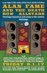 Alan Fame & the Death Row Allstars perform The Chronic + Doggystyle