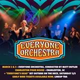 Everyone Orchestra Weekend Gathering 2018