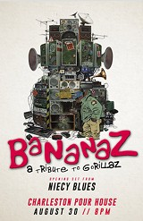 Bananaz: A Tribute To Gorillaz | Charleston Pour House 16th Anniversary