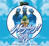 ¡Mayday! South of 5th Tour