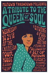 Motown Throwdown presents a tribute to the Queen of Soul
