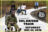 An Evening with Sol Driven Train
