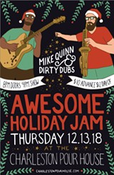 Mike Quinn and Durty Dub's Awesome Holiday Jam